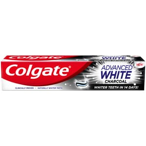 Pasta do zębów Colgate Advanced White Charcoal