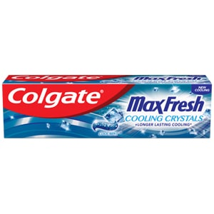 Pasta do zębów Colgate Max Fresh Cooling Crystals