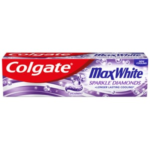 Pasta do zębów Colgate Max White Sparkle Diamonds
