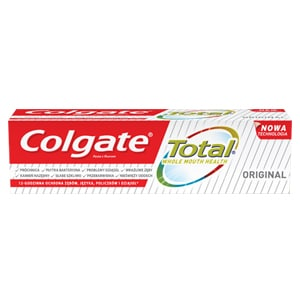 Pasta do zębów Colgate Total Original